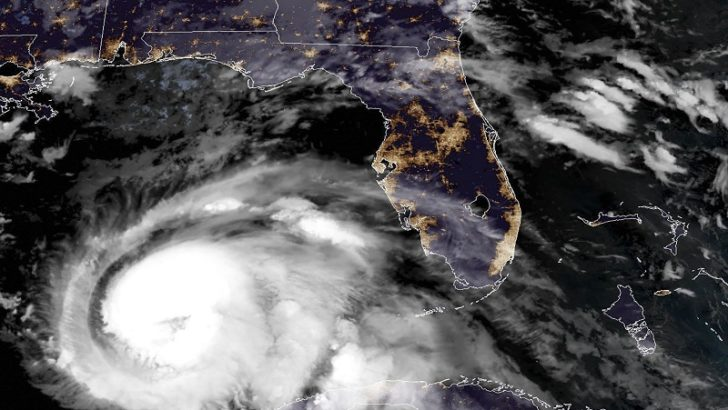 Hurricane Michael: 'Monstrous' storm strengthens to category three