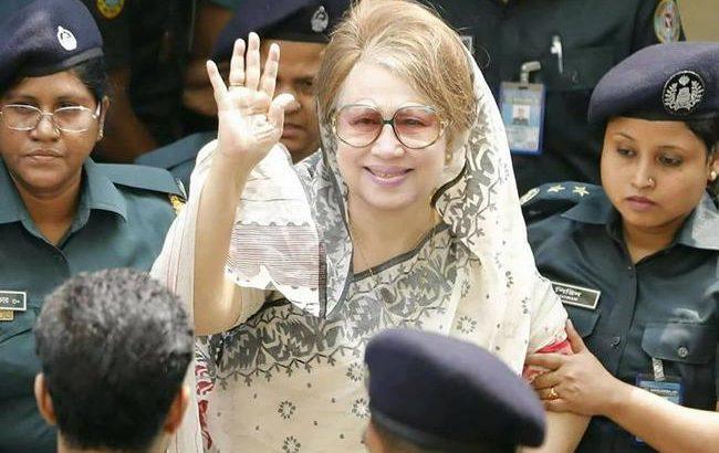 Cumilla arson case Khaleda Zia files bail plea with HC