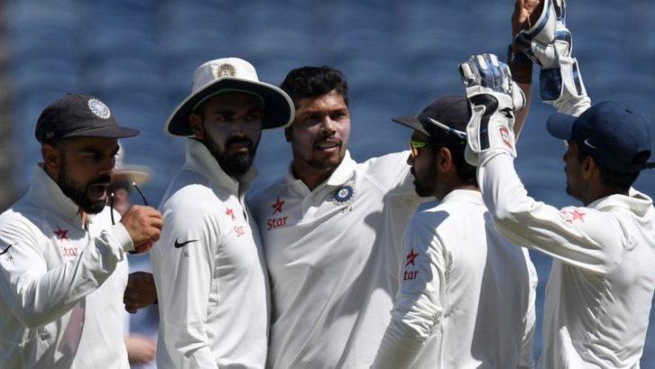 Umesh Yadav picks up career best, breaks 18-year old jinx