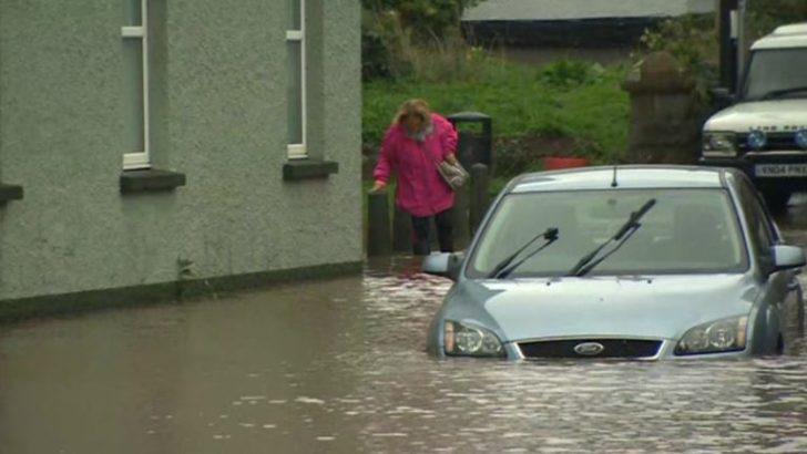 Storm Callum: Continued downpours bring flooding