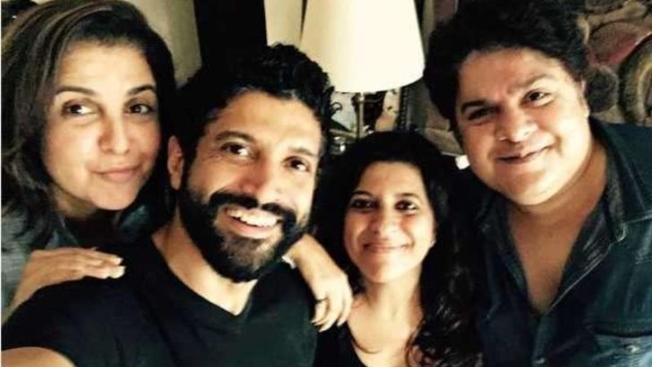 Farhan Akhtar reacts to tweet saying Sajid's family knew about harassment