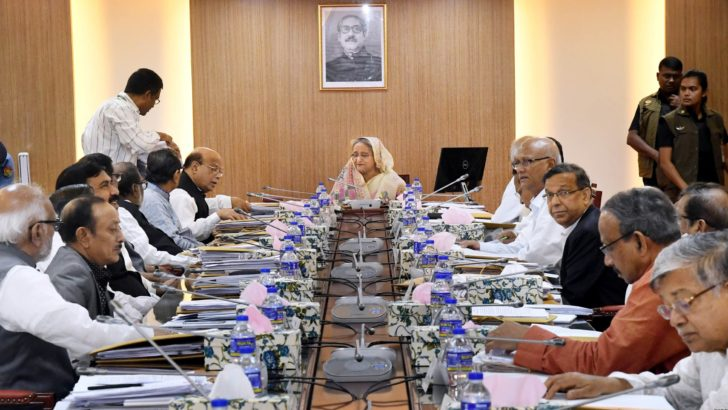 Cabinet approves draft of broadcast act