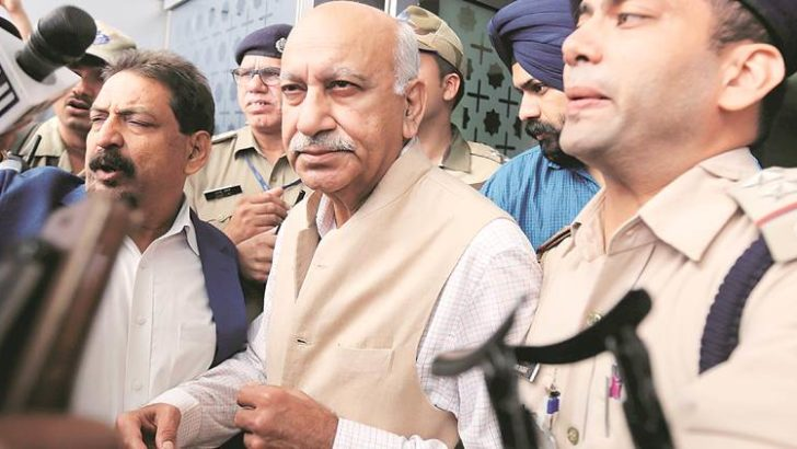 #MeToo: Accused Indian minister MJ Akbar files defamation case against journo