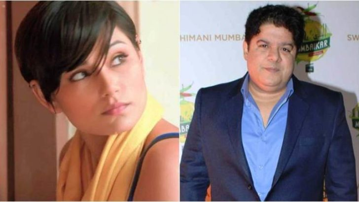 Actor Simran Suri accuses Sajid Khan of sexual harassment