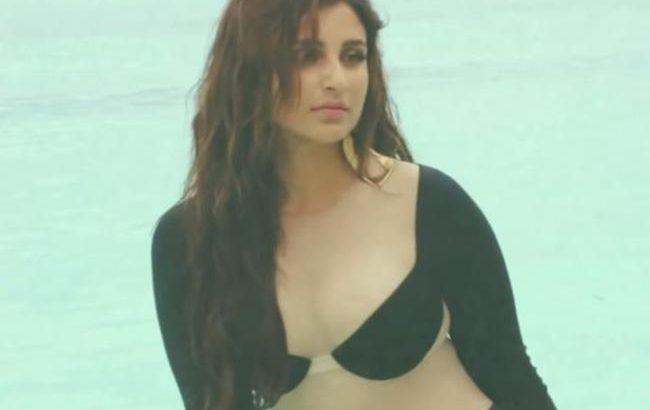 Making of Parineeti Chopra's sizzling Filmfare cover