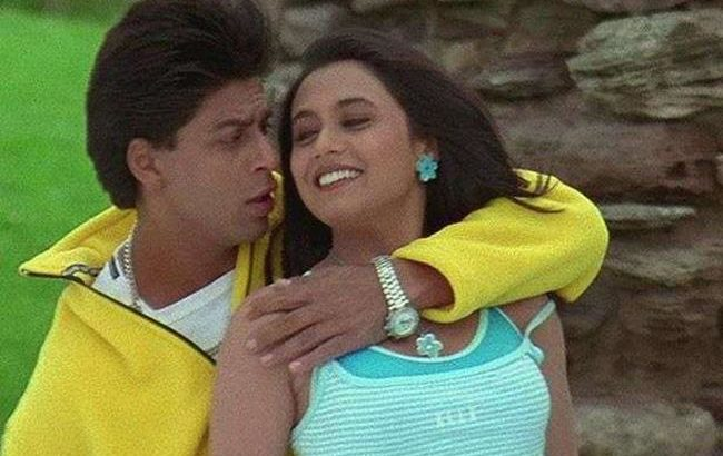'I would go back a little every time SRK came to kiss me': Rani Mukerji
