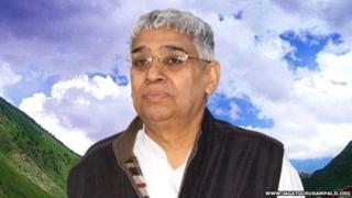 India guru Rampal sentenced to life in jail for murder