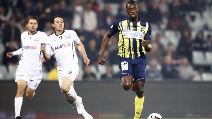 Usain Bolt offered contract with Malta football club: Reports