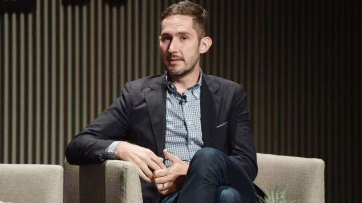 Instagram co-founder Kevin Systrom says 'no hard feelings' with Facebook