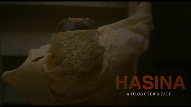 Docu-drama on Hasina's life to be released in November