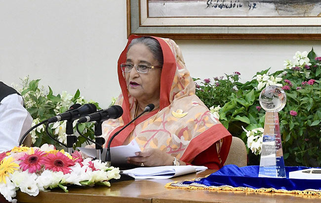 Global pressure on Myanmar to take back Rohingyas is on: PM