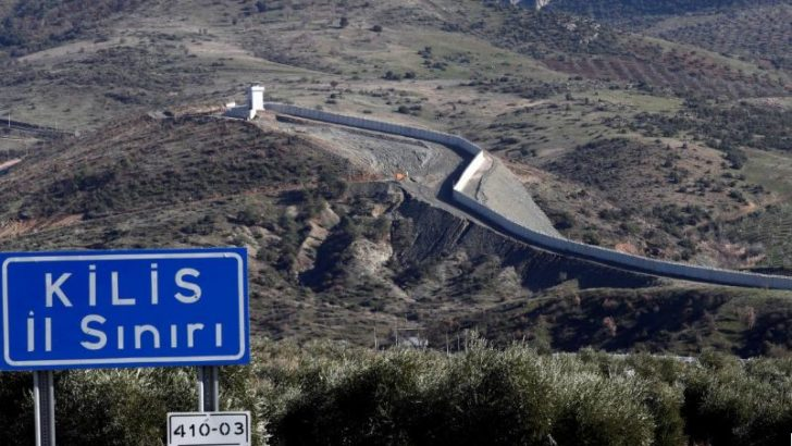 Turkey reinforcing Syrian border: DHA